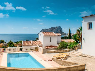 Photo for Kika - traditionally furnished detached villa with peaceful surroundings in Calpe