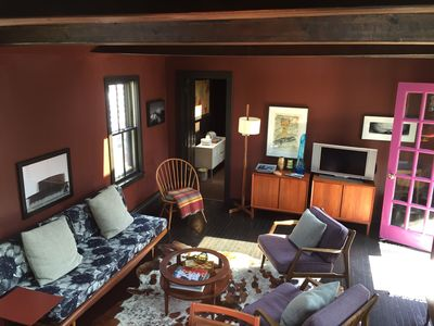 Photo for Fabulous, 2 Bedroom, In Historic Cape Style House