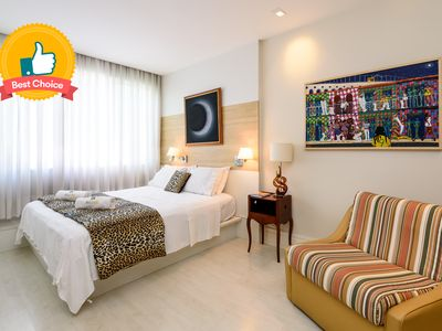Photo for All in Rio-Location, comfort and silence between Copacabana and Ipanema