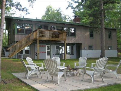 Photo for Bay Lake MN Cabin on Echo Bay, Great for Families
