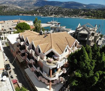 Photo for New in 2020: Beautiful Argostoli Apartment, 1 Minute from the Square