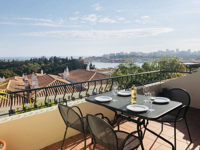 Photo for Two Bedroom Home with Stunning Views Located in the Heart of Ferragudo.