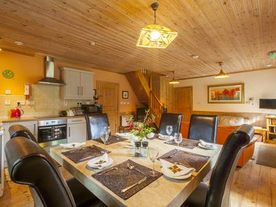 Photo for Cosey cabin the in beautiful peaceful setting in the Wicklow Mountains