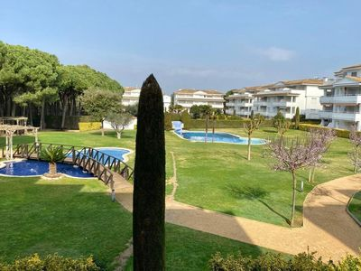 Photo for Holiday apartment Pals for 4 persons with 2 bedrooms - Holiday apartment