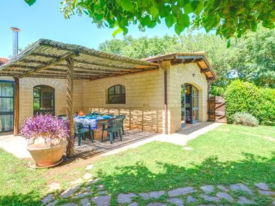 Photo for Beautiful, large villa in the Tuscan countryside, near the seacost