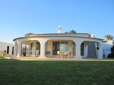 Photo for Villa by the sea with a superb panoramic view
