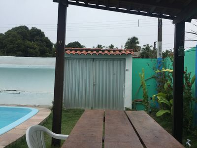 Photo for 4 bedroom house with pool in Tamandaré