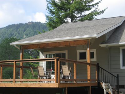Photo for Charming Beach House Retreat-  Paradise for families:  Tree House, Views...