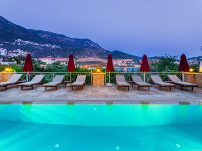 Photo for Luxury Villa Serra, Situated in a prime location, 5 minute walk to Town Centre
