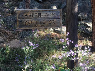 Welcome to AspenHaus Prospector! 113 years young!!