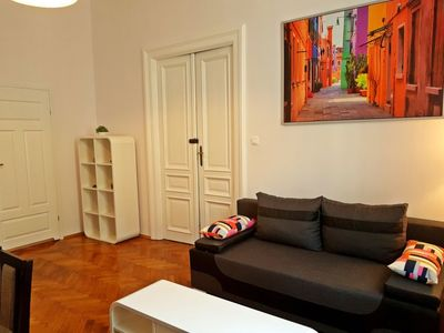 Photo for Apartment Galicja 5 in Krakow - 3 persons, 1 bedrooms
