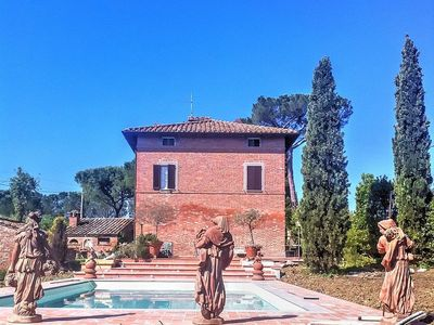 Photo for Villa Eloisa: A three-story historical villa surrounded by the greenery, with Free WI-FI.