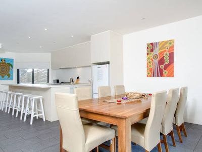 Photo for Fully renovated, new pool alfresco  dining. Off street parking for 5 cars 1 boat