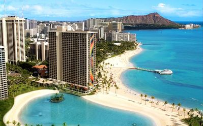 Photo for Waikiki Beachfront - Hilton Hawaiian Village