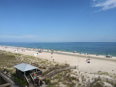 Sunchase 302 ~ Direct Gulf Front, right on the beach ~ FREE Wifi ~ Pool ~ Hot Tub!