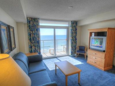 Photo for Beautiful 2 BR Ocean Front Condominium in Paradise Resort #707