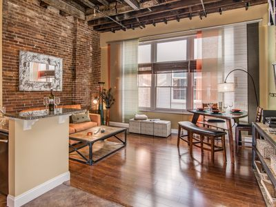 Photo for Good Times Loft, Walk To All Downtown Nashville Attractions!