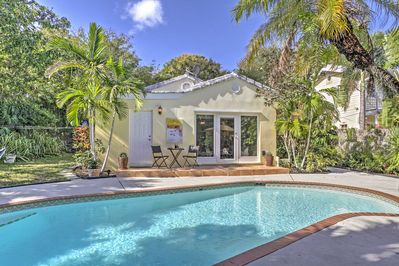 Quaint 3br West Palm Beach Home W Private Pool Northwood Ss