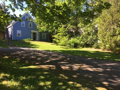 Photo for Renovated historic 1853 home near Rockport Harbor