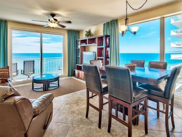 Outstanding View of Sunsets-Luxurious Corner, 3 BR and each has Private Balcony