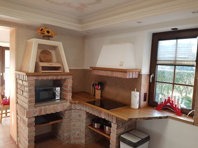 Photo for Cozy apartment in the beautiful Ore Mountains - summer apartment