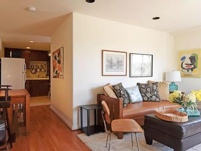 Photo for Beautiful 1 Bd--steps from the Beach- Near LAX