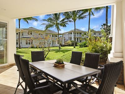 Photo for Plantation At Princeville #1012:  Great Central Princeville location with AC!
