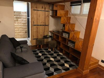 Photo for STUDIO 30m² with MEZZANICE CLOSE TO ALL FACILITIES IN THE HEART OF GRASSE