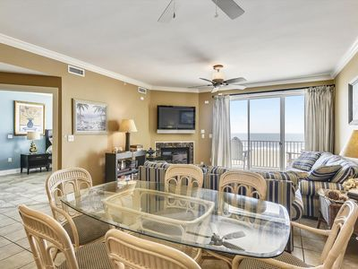 Photo for Stay Oceanfront! Gorgeous Boardwalk Condo - Pool, Wi-Fi & Gr8 Views!