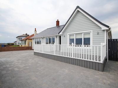 Photo for Three bedrooms with sea views