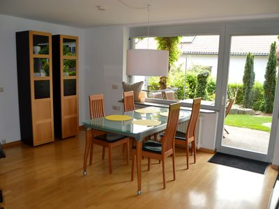 Photo for Living in the countryside close to town *** *** *** with garden and terrace