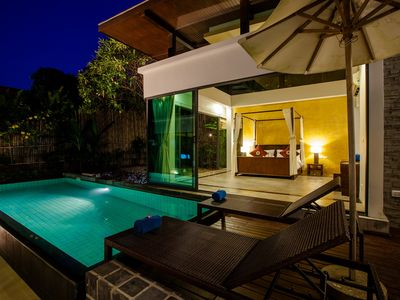 Photo for Layan Beach 1 Bed Pool Villa