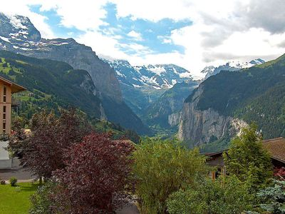 Photo for Apartment Rose in Wengen - 4 persons, 1 bedrooms