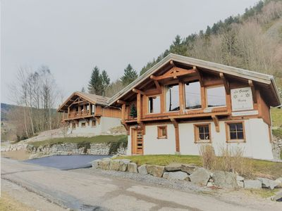 Photo for **** luxury chalet with sauna to 11 people