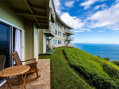 Photo for Incredible ocean views from the bluffs of Princeville on beautiful Kauai