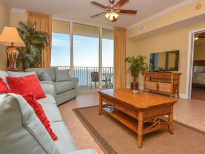 Photo for Affordable, Oceanfront Family Friendly Get-Away - Spa, Fitness Center, Arcade, Tiki Bar!