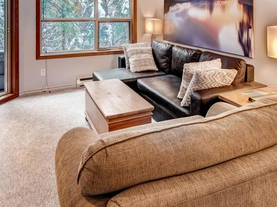 Photo for Prime Ski-in Ski-out Location! Pool, Hot tubs, BBQ, sleeps 4 (115)