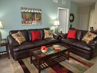 Photo for Luxury 3BR 2BA Windsor Hills Condo by Pool & Clubhouse 2 Miles from Disney