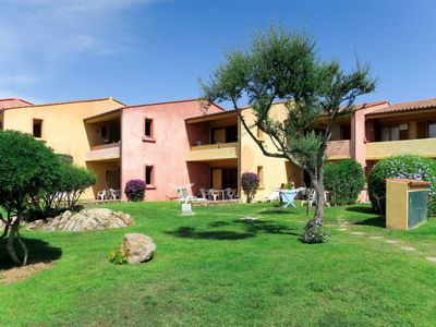 Photo for Apartment Res. Porto Coda Cavallo (TEO380) in San Teodoro - 4 persons, 1 bedrooms