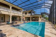 10,000 sq ft, Huge Screened Pool with Private Views, 18 Seat Theater, Gym, Sauna