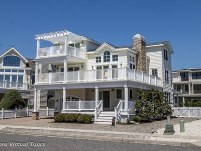 Photo for Beachblock home with spectacular views of beach & ocean
