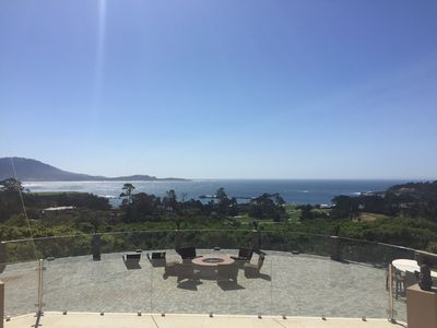 Photo for LARGE ESTATE WITH SWEEPING VIEWS OF GOLF AND OCEAN VERY CLOSE TO THE LODGE