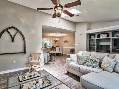 Photo for Newly Remodeled House in the Heart of Seagrove with private pool