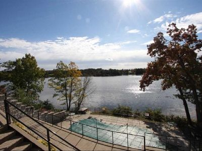 Photo for Wisconsin Dells 3 Bedroom on Lake Delton, Free Noah's Ark, Police/Fire Discounts