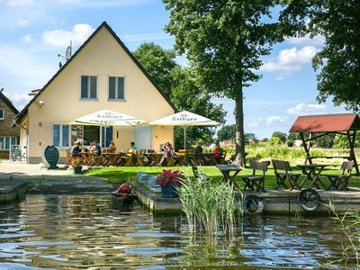 Photo for Holiday flats auf dem Fischerhof, Vipperow  in Müritzgebiet - 4 persons