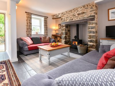 Photo for Sympathetically renovated and decorated Welsh cottage located in Bwlchtocyn, ideal for exploring the