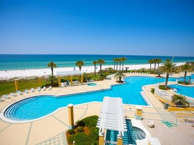 Photo for Come relax and enjoy the sounds of the ocean and view from this 3rd floor unit