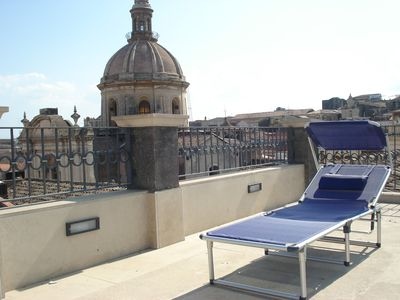 Photo for SSicilia-Catania historic center - Charming apartment with terrace