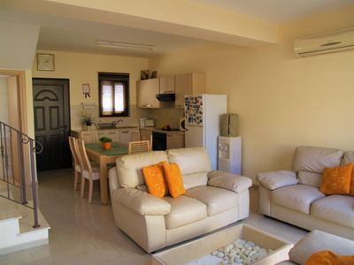 Kyklades Resort DPSBP04-Two Bed Townhouse-Two Pools-Gym-Spa