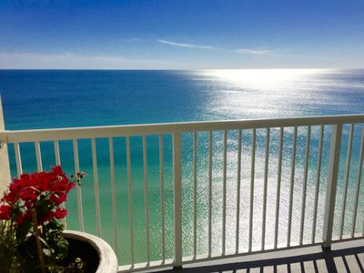 Photo for Palazzo Oceanfront Luxury Resort near PierPark! Free Beach Service! 2King+Bunk